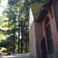 Photo taken at Mt. Tabor Park by Pattie S. on 8/17/2012