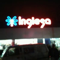Photo taken at Tienda Inglesa by pablo on 8/24/2012