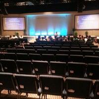 Photo taken at Destiny Metropolitan Worship Church by James W. on 8/19/2012