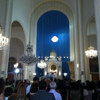 Photo taken at St. Nshan Armenian Orthodox Church by Joseph H. on 5/27/2012