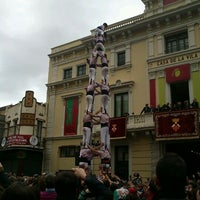 Foto tomada en Plaça de l'Ajuntament por Oscar S. el 4/22/2012