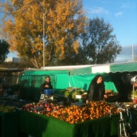 Photo taken at Marché de Basse-Indre by Pirmil S. on 10/30/2011