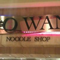 Photo taken at Ho Wan Noodle Shop by Paul D. on 9/11/2012