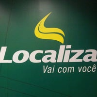 Photo taken at Localiza Rent a Car by Chaval . on 4/5/2012