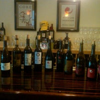 Photo taken at Core Wine Company by Dave C. on 3/11/2011