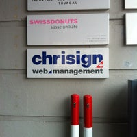 Photo taken at chrisign gmbh by Lukas Z. on 1/27/2012