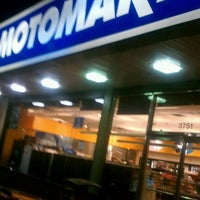 Photo taken at Moto Mart by Denise A. on 10/7/2011
