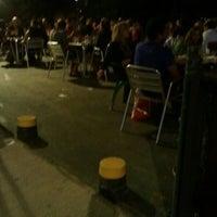 Photo taken at Bar Los Cuadrados by Sergio S. on 9/1/2012