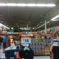 Photo taken at Walmart Supercenter by Harley M. on 7/14/2012