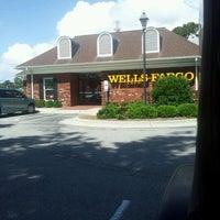 Photo taken at Wells Fargo by KK M. on 5/26/2012