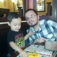 Photo taken at The Old Spaghetti Factory by Jessi G. on 3/31/2012