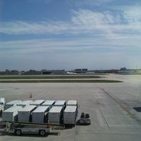 Photo taken at Awaiting Takeoff by George D. on 2/29/2012