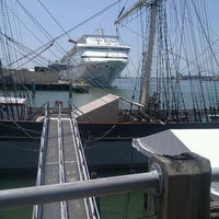 Photo taken at Texas Seaport Museum by Pamela on 8/1/2011
