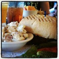 Photo taken at Jantz Cafe by Stacie V. on 7/7/2012