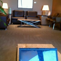 Photo taken at American Airlines Admirals Club DFW-A by Steve C. on 10/4/2011