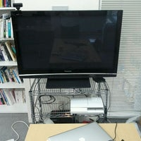 Photo taken at Bascule GO! Inc. Osaka Office by Tsuyoshi A. on 11/18/2011