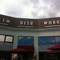 Photo taken at Salem Beer Works by Ericka J. on 10/23/2011
