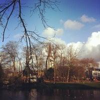 Photo taken at Steytelinckpark by Pieter B. on 1/8/2012