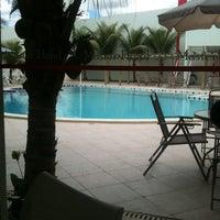 Foto tirada no(a) Master Hotel por Fábio Z. em 10/28/2011