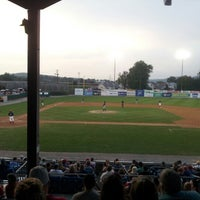 Photo taken at Williamsport Crosscutters by Steve B. on 8/4/2012