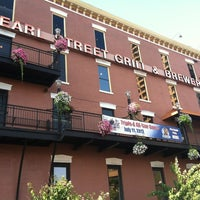 Photo taken at Pearl Street Grill & Brewery by Nicolle D. on 6/20/2012