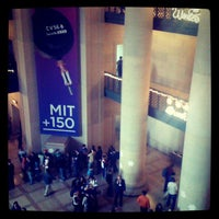 Photo taken at MIT Building 7 (Rogers Building) by Anthony V. on 12/6/2011