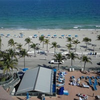 Photo taken at Courtyard Fort Lauderdale Beach by Kelly H. on 1/17/2012