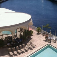 Photo taken at Sheraton Tampa Riverwalk Hotel by Michael D. on 10/2/2011