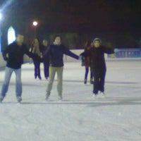 Photo taken at Patinoar by Barbu M. on 1/19/2012