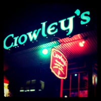 Photo taken at Crowley's Downtown by Erin B. on 9/18/2011