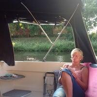 Photo taken at Wilhelminabrug over de Dommel by Han V. on 8/28/2012