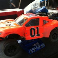 Photo taken at Orange County RC Track by Wally P. on 2/29/2012