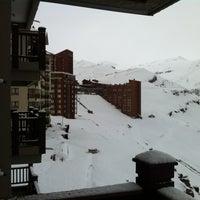 9/6/2012 tarihinde Renan P.ziyaretçi tarafından Valle Nevado'de çekilen fotoğraf
