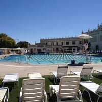 Photo taken at USD Pool Complex by Annie G. on 6/28/2012