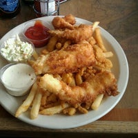 Photo taken at Fisherman's Restaurant by Andy L. on 4/23/2011