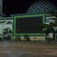 Photo taken at Masjid Raya Arafah by Fadhiel H. on 9/5/2011