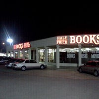 Photo taken at Half Price Books by Jenny M. on 1/14/2012