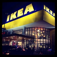 Photo taken at IKEA by Lenica on 1/29/2012
