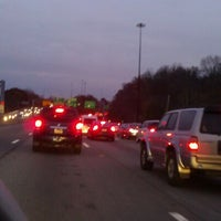 Photo taken at Schuylkill Expressway by Sonia R. on 11/17/2011