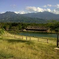 Photo taken at Peaje Neguanje by Juan David O. on 1/9/2012