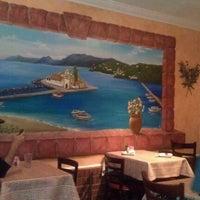 Photo taken at Katerina's Greek Cuisine by Misty B. on 11/16/2011