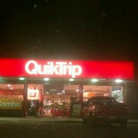 Photo taken at QuikTrip by Amanda M. on 8/3/2011