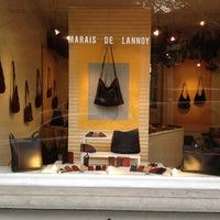 Photo taken at Marais de Lannoy by Tristan L. on 11/26/2011