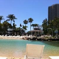 Photo taken at Lagoon & Pool by Janie E. on 11/11/2011