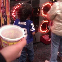 Photo taken at Chuck E. Cheese's by Candie Y. on 12/11/2011