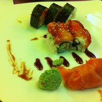 Photo taken at Kiraku Hibachi & Sushi by Robert B. on 11/3/2011
