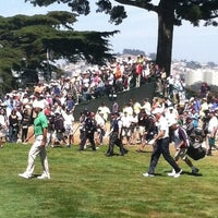Photo taken at The Olympic Club Golf Course by Leslie M. on 6/17/2012