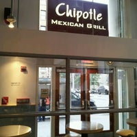 Photo taken at Chipotle Mexican Grill by Jannx B. on 6/9/2012