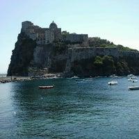 Foto scattata a Castello Aragonese da Andrea V. il 7/17/2012