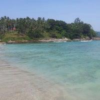 Photo taken at Paradise Beach by Fulvio C. on 7/27/2012